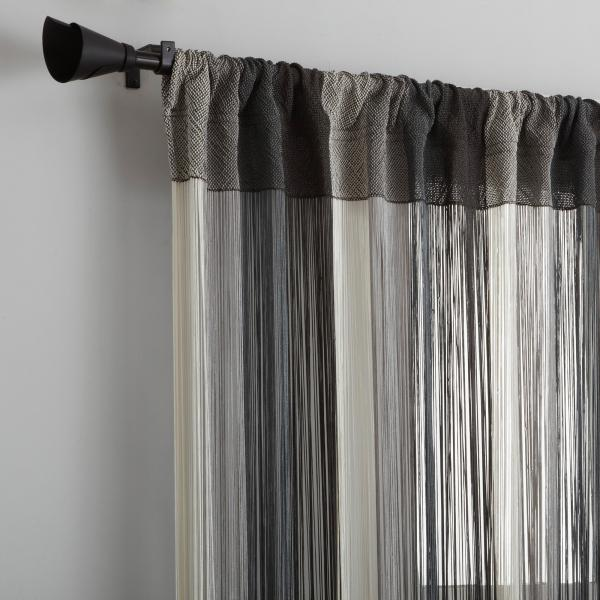 rideau fils ray passe tringle 3 suisses. Black Bedroom Furniture Sets. Home Design Ideas