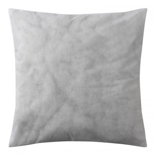 3S. x Collection - Coussin de garnissage uni - Blanc - Linge de maison