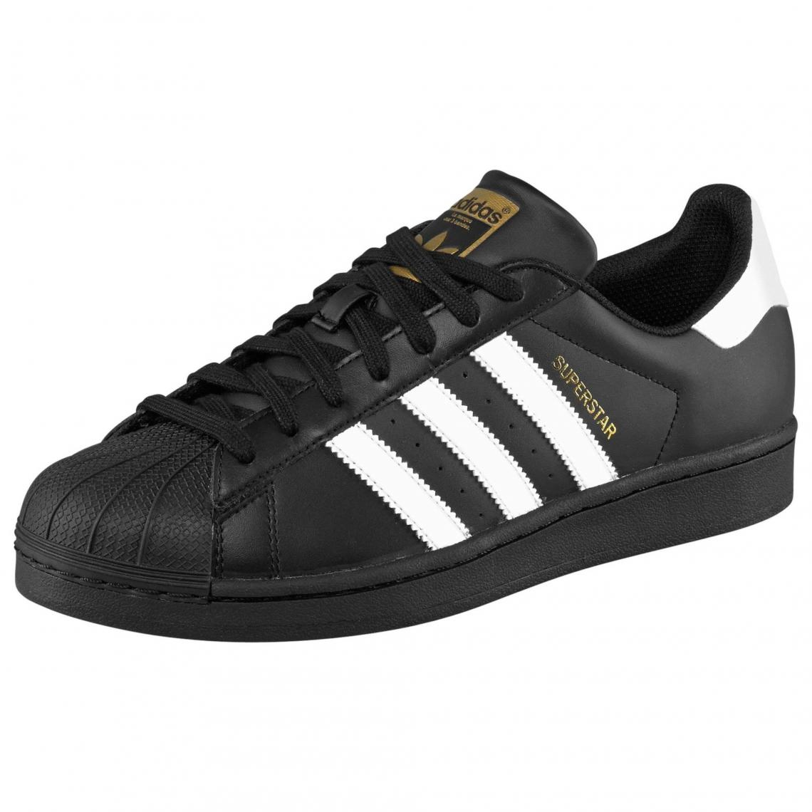 2be205eee6b4 Tennis adidas Originals Superstar East River pour homme - Noir Adidas  Originals Homme