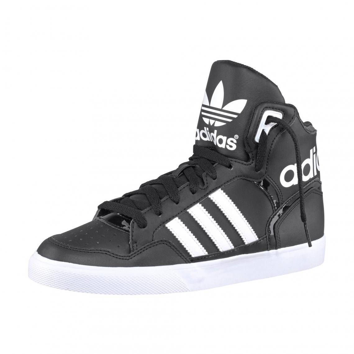 Baskets Femme Extaball W Adidas Originals Noir | 3 SUISSES