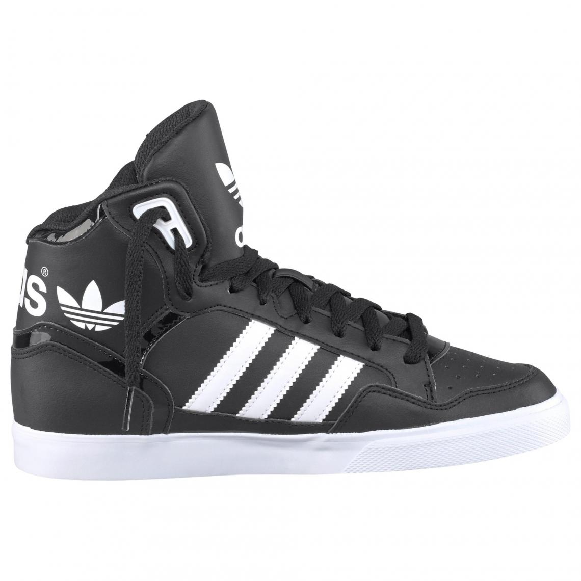 taille 40 f9a93 56f36 Baskets Femme Extaball W Adidas Originals - Noir | 3 SUISSES