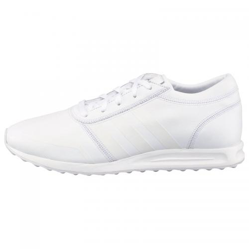 Adidas Originals - adidas Originals Los Angeles baskets dessus cuir homme - Blanc - Adidas Originals