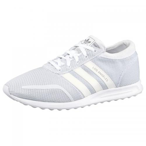 Adidas Originals - adidas Originals Los Angeles baskets dessus cuir homme - Gris - Adidas Originals