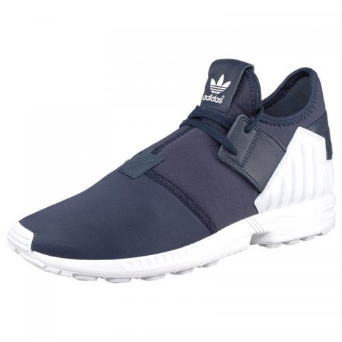 Adidas Flux Originals Plus Marine De Chaussures Zx Running Homme Blanc TTFqA1