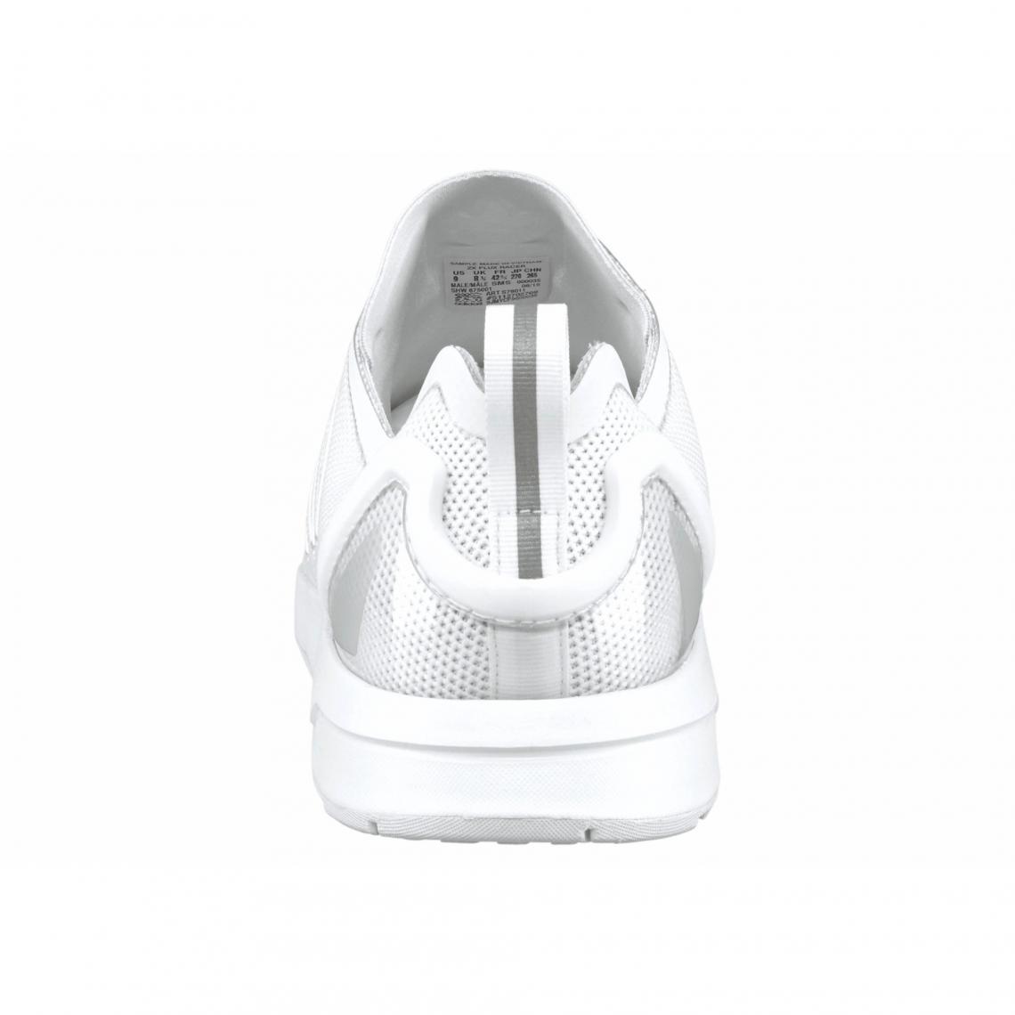 c0b700975926 adidas Originals ZX Flux ADV chaussures de running homme - Blanc Adidas  Originals