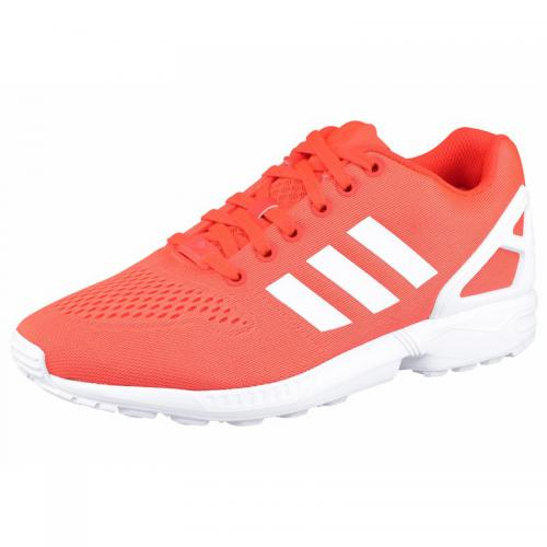 Adidas Originals - adidas Originals ZX Flux EM chaussures de running homme - Orange - Adidas Originals