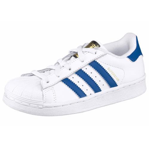 8a16fd9c8a064 Adidas Originals - Baskets enfant adidas Originals Superstar Foundation -  Vêtements fille