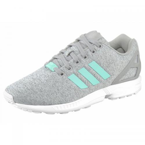 hot sale online 462f0 78e7b Adidas Originals - adidas Originals ZX Flux chaussures de running femme -  Multicolore - Chaussures de