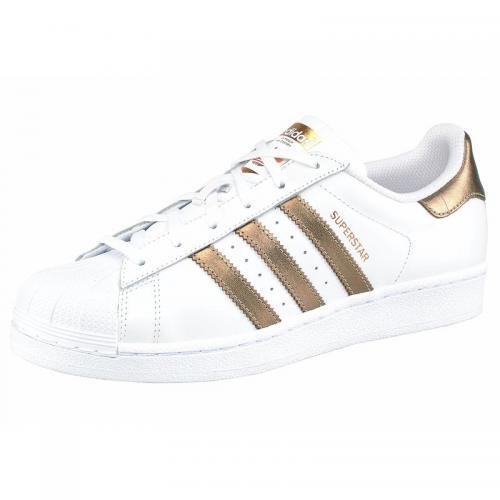 260bbb6f9509 Adidas Originals - Chaussures de sport ADIDAS Originals Sneaker Superstar W  pour femme - Blanc -
