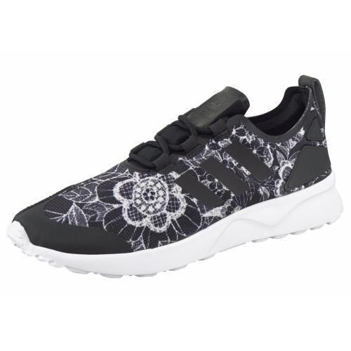 buy online 4dffe b06b0 Adidas Originals - Tennis femme adidas Originals Sneaker ZX Flux ADV Verve  - Blanc - Chaussures