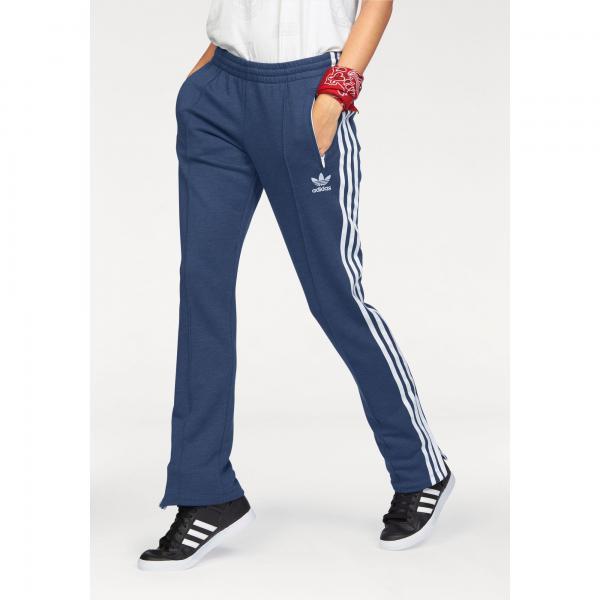 Pantalon de sport femme Firebird Adidas Originals - Bleu