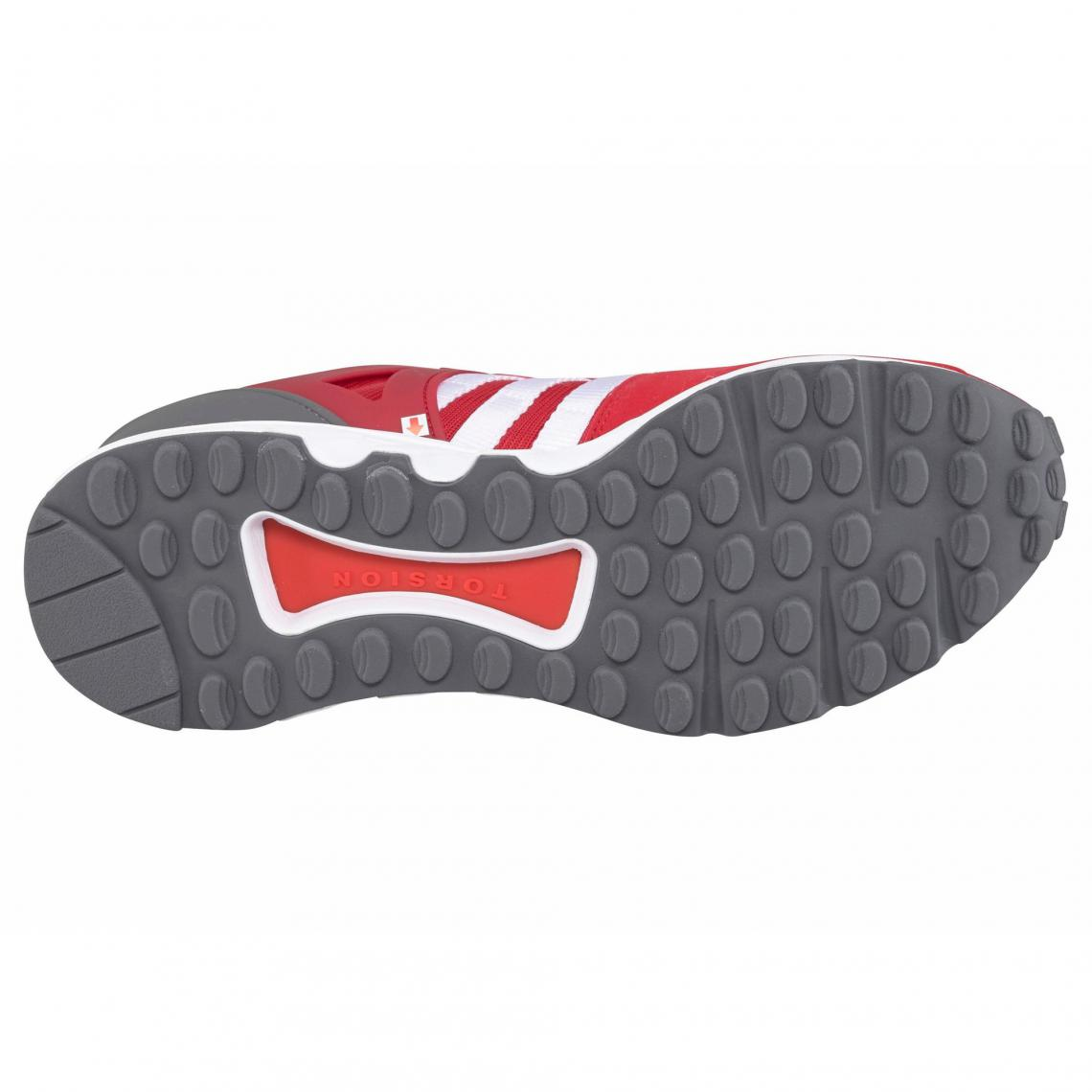 online store a7911 100a4 adidas Originals EQT Support RF chaussures de running homme - Rouge - Blanc  Adidas Originals