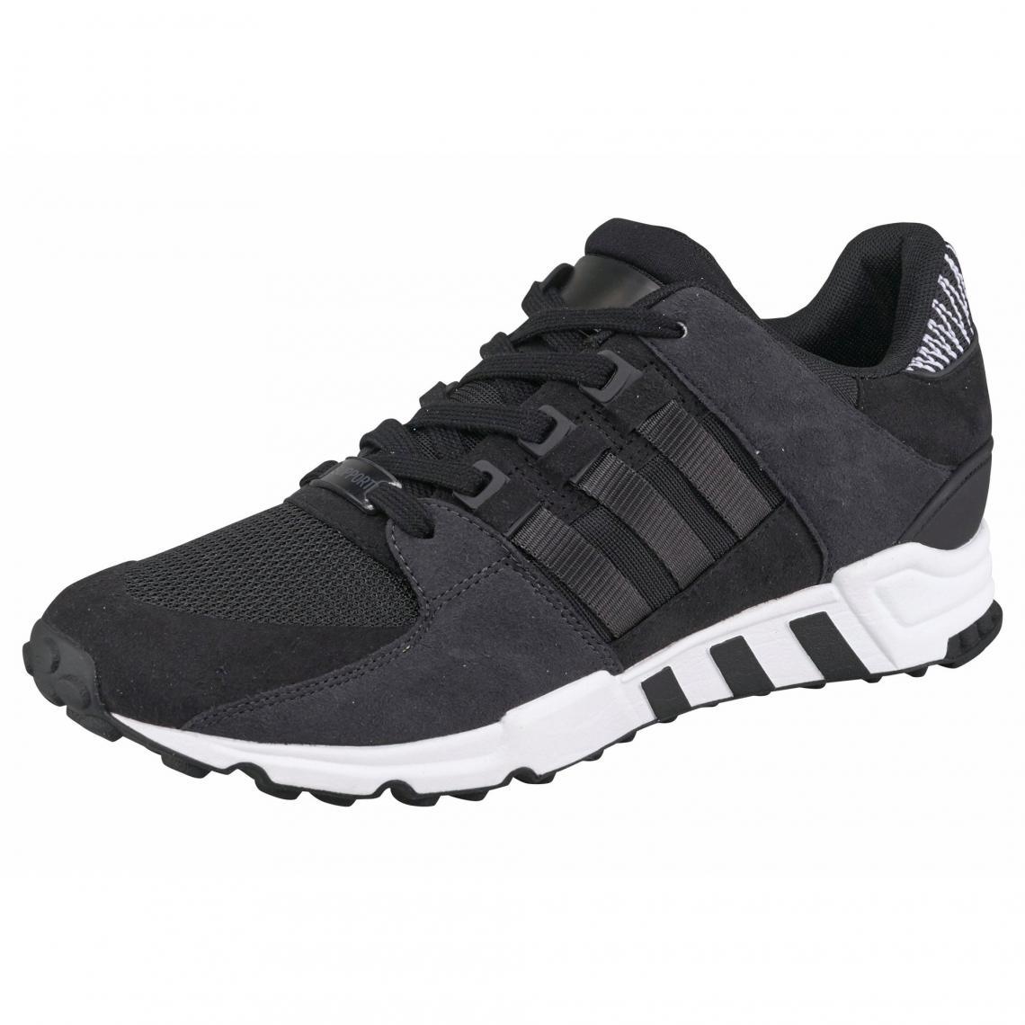 first rate d6514 eafd4 adidas Originals EQT Support RF chaussures de running homme - Blanc - Noir  Adidas Originals Homme
