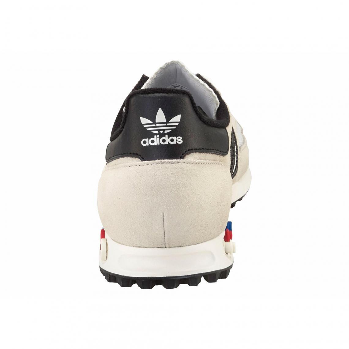 Baskets adidas LA Trainer OG Originals Sneaker Blanc Mat