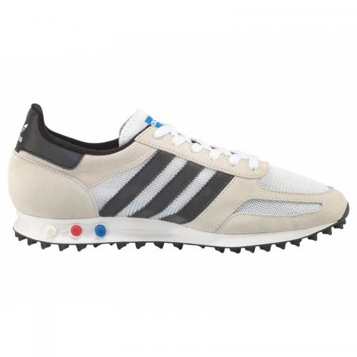 Adidas Originals - Baskets adidas LA Trainer OG Originals Sneaker - Blanc Mat - Chaussures homme