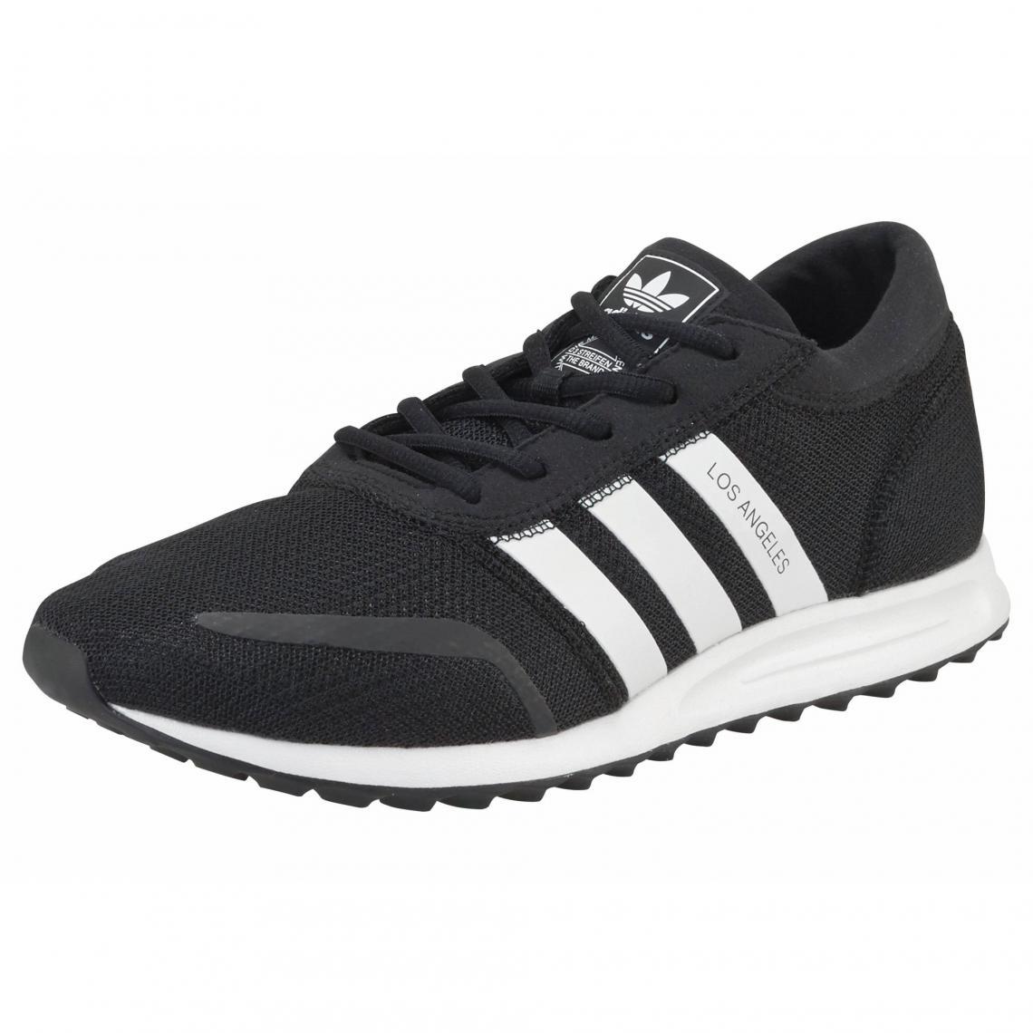 92b8bc54f6 Chaussures Los Noir Sport Originals Angeles Adidas De Pour Homme wqpO1F