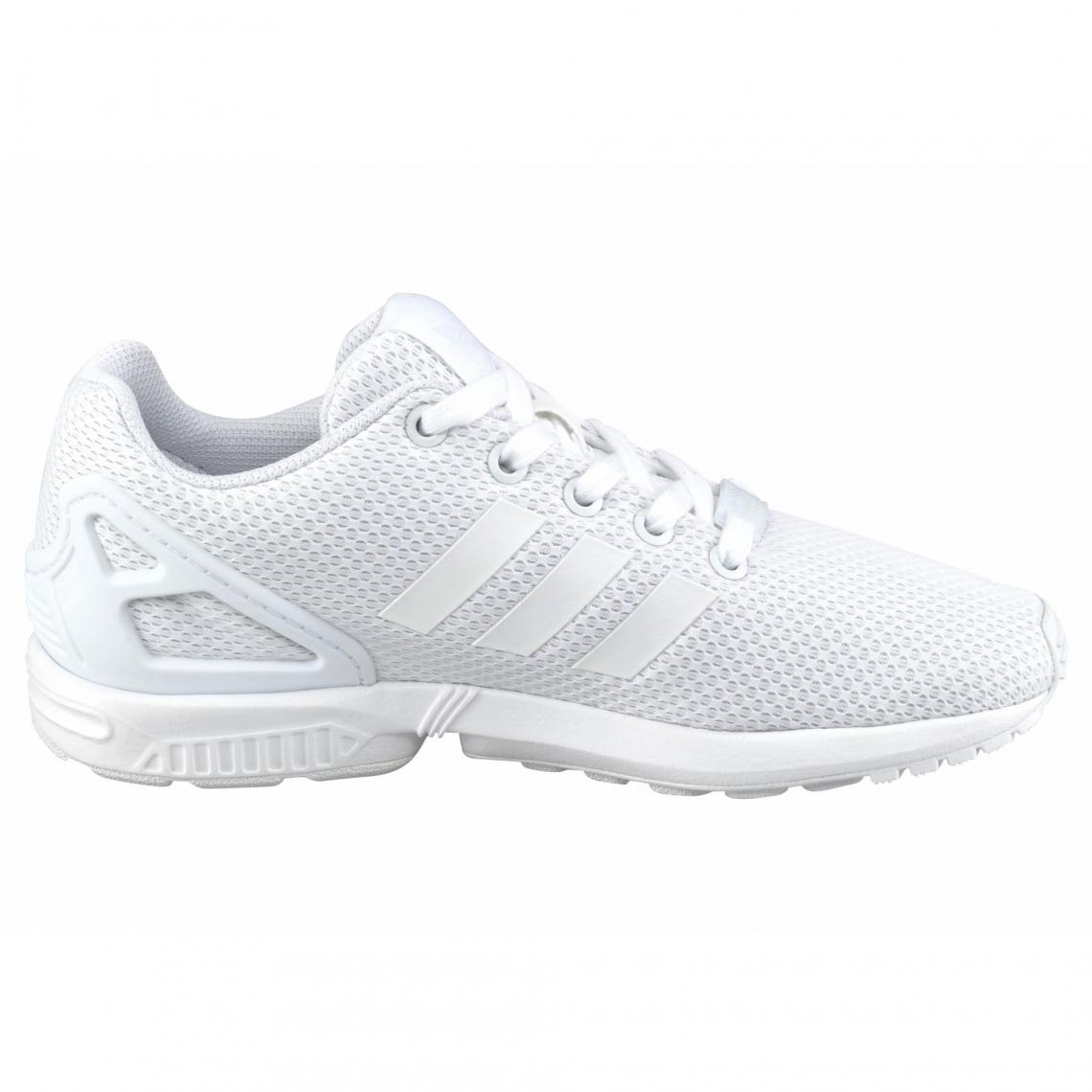 sneakers for cheap quality products 50% price Sneakers adidas Originals ZX Flux pour junior - Blanc | 3 ...