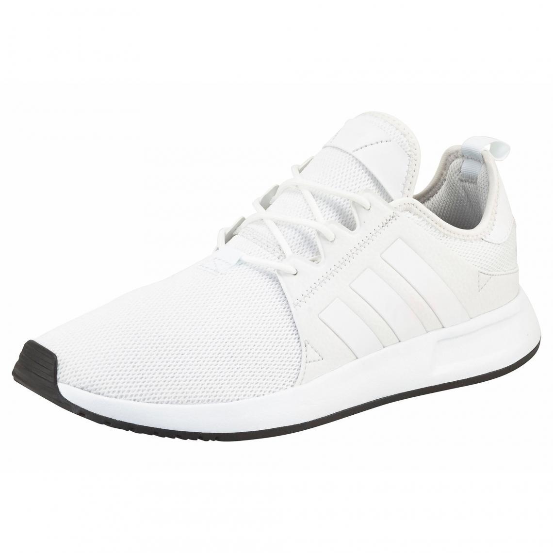 39b5ab84937 didas Originals X PLR baskets homme - Blanc - Noir Adidas Originals Homme