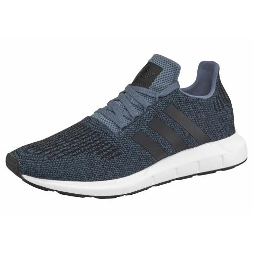 size 40 9447b 4b372 Adidas Originals - adidas Originals Swift Run chaussures running homme -  Gris Bleu - Baskets homme