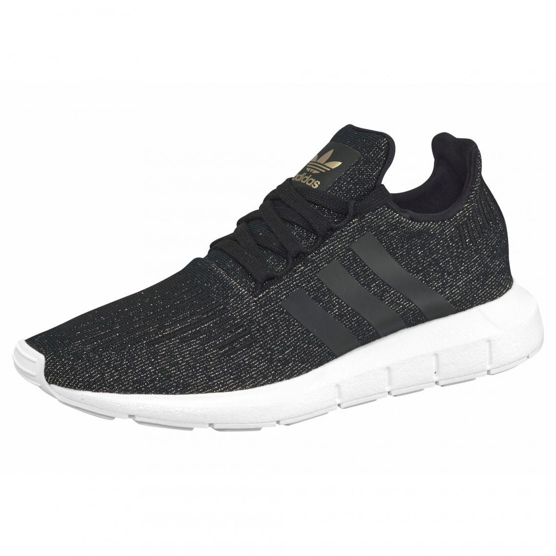 adidas Originals Swift Run chaussures running homme Noir