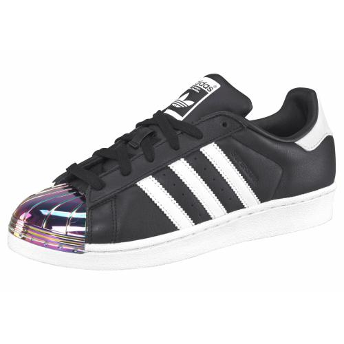 Adidas Originals - Baskets femme bout argenté SuperStar MTW adidas Originals - Baskets