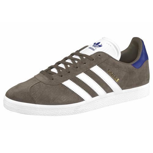 Adidas Originals - Baskets cuir femme Gazelle adidas Originals - Baskets de sport