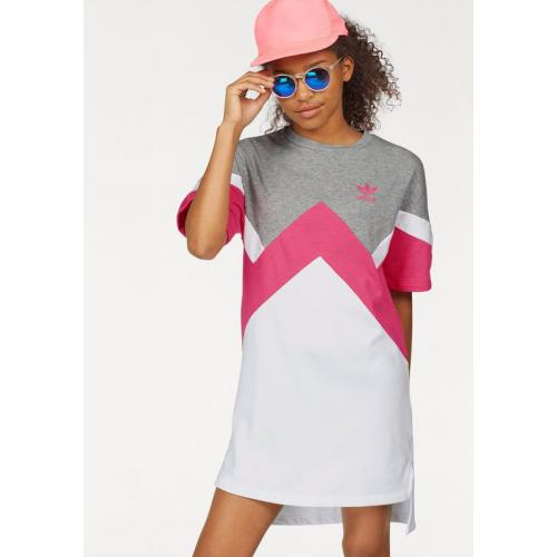 Adidas Originals - Robe Sweat-shirt manches courtes femme JM FT Dress adidas Originals - Nouveautés Linge de maison
