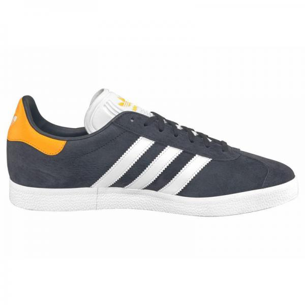 Adidas Unisexe Sneakers Anthracite Gazelle Originals Orange Gris EgpqgP