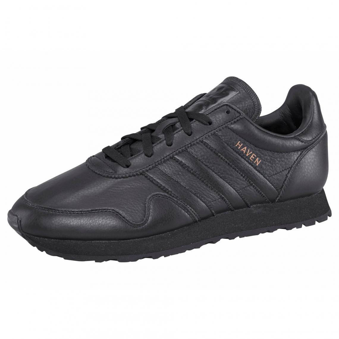 feee39a08c280 adidas Originals Haven sneakers homme - Noir Adidas Originals Homme