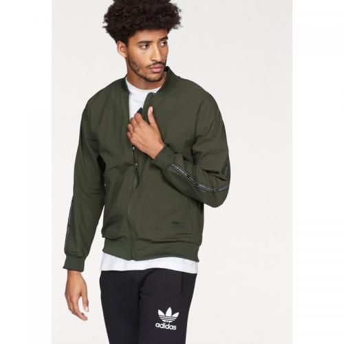 Adidas Originals - Veste de survêtement Woven Goods homme adidas Originals - Kaki - Promos vêtements homme