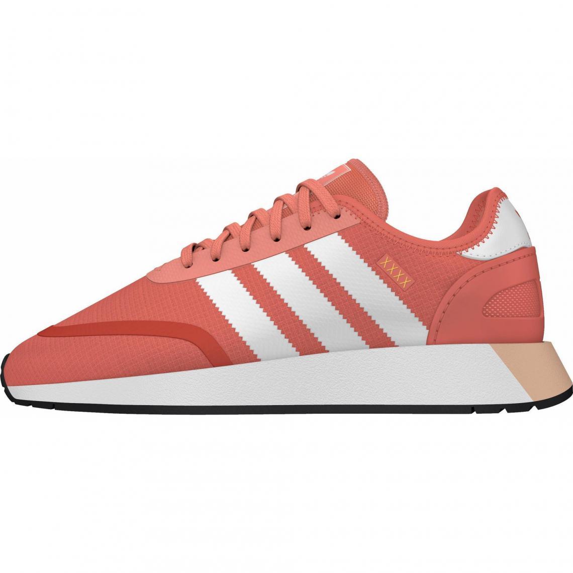 Sombre Chaussures De 5923 N Femme Originals Adidas Rose Sport gUq1Txf