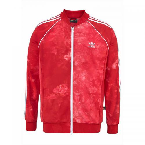 d352259b5f4 Adidas Originals - Veste d entraînement femme adidas Originals - Rouge -  Vêtements de sport