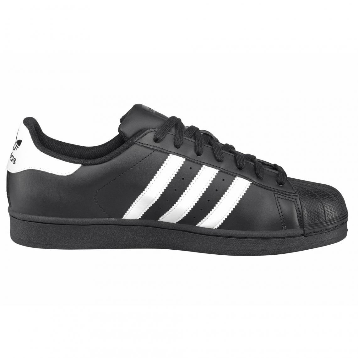 9224bdbb6de6 Tennis adidas Originals Superstar East River pour homme - Noir
