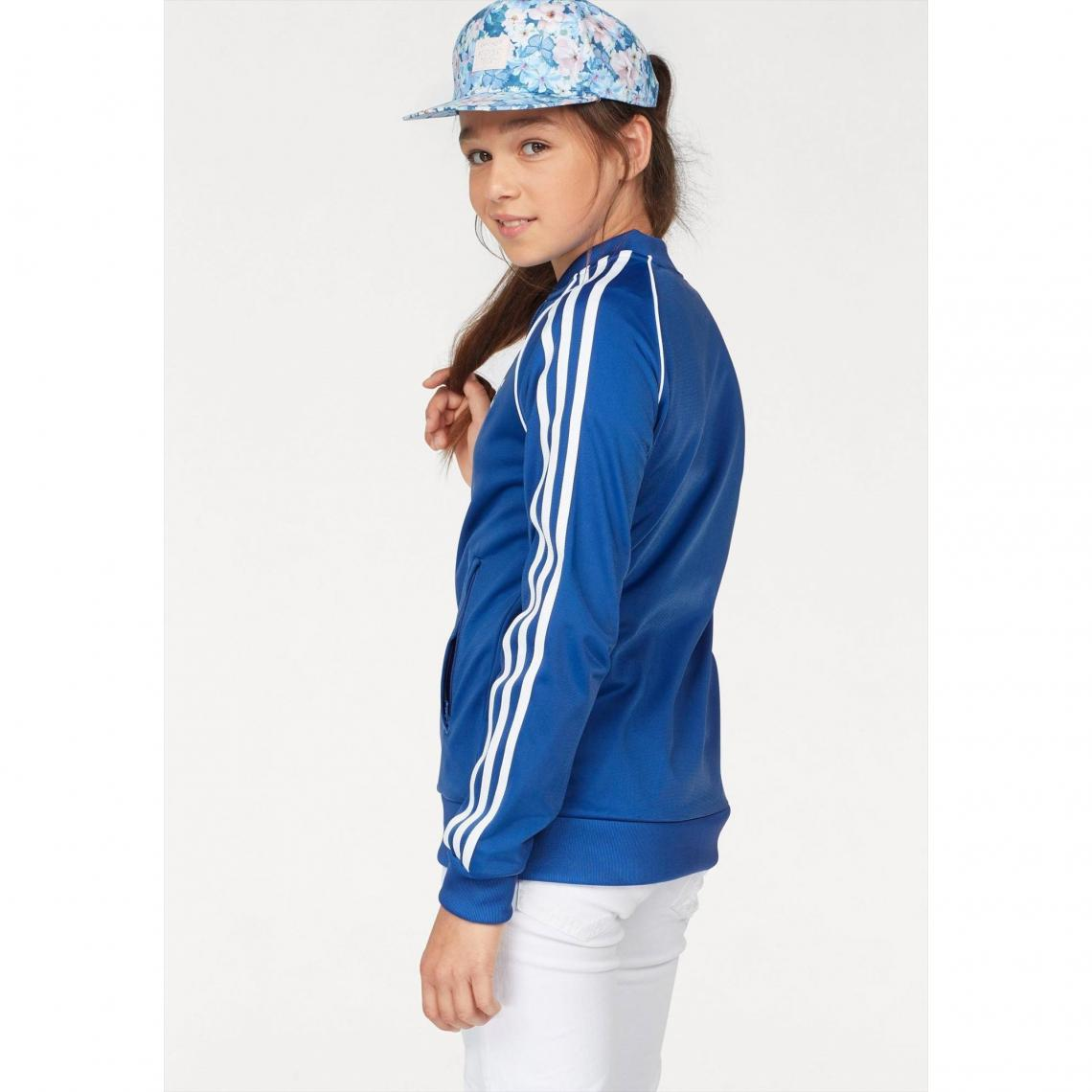 Survêtement Originals® Adidas Veste Bleu Junior 3suisses De ZwFwq8n5