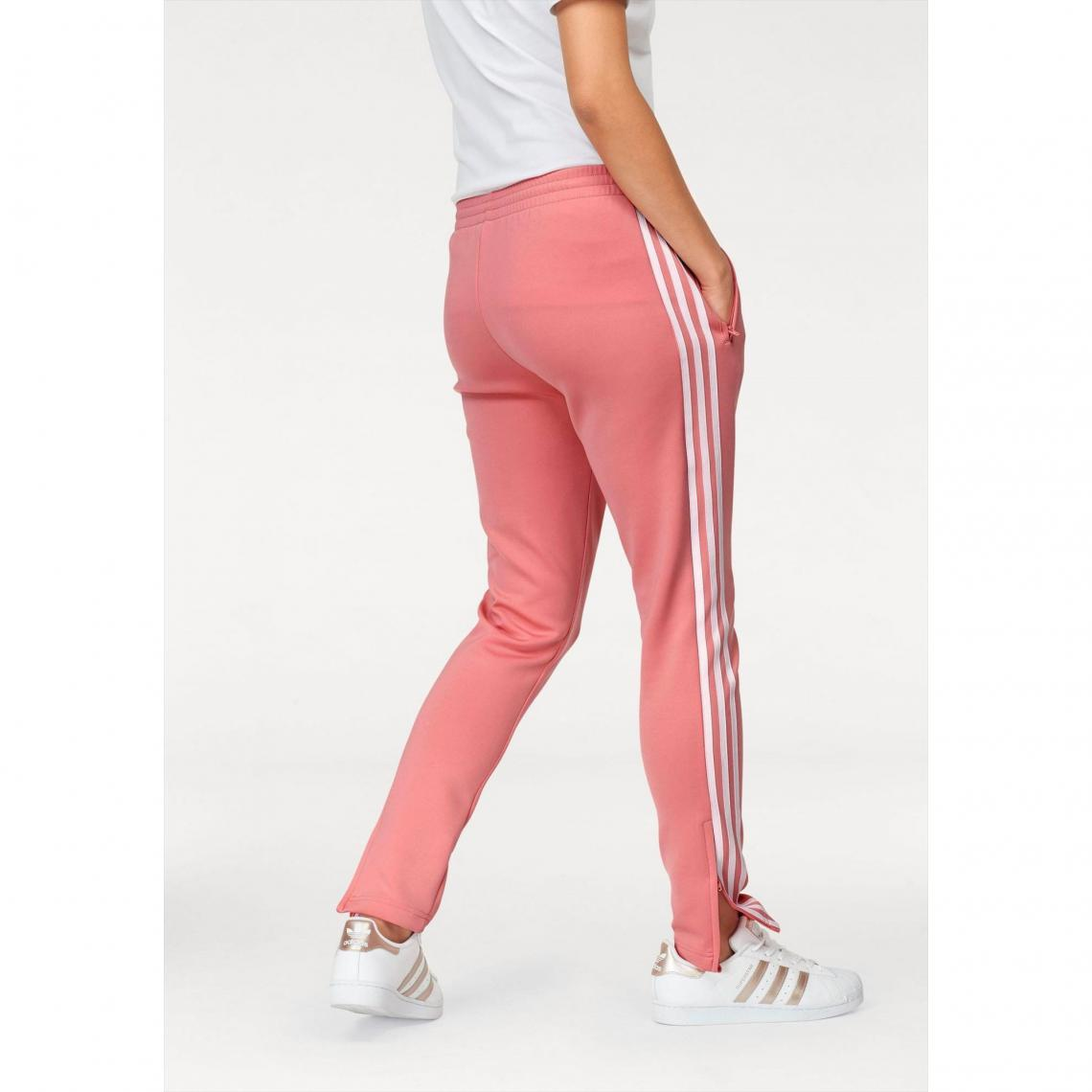 458064b106 Pantalon de sport SST TP femme adidas Originals® - Rouge | 3 SUISSES