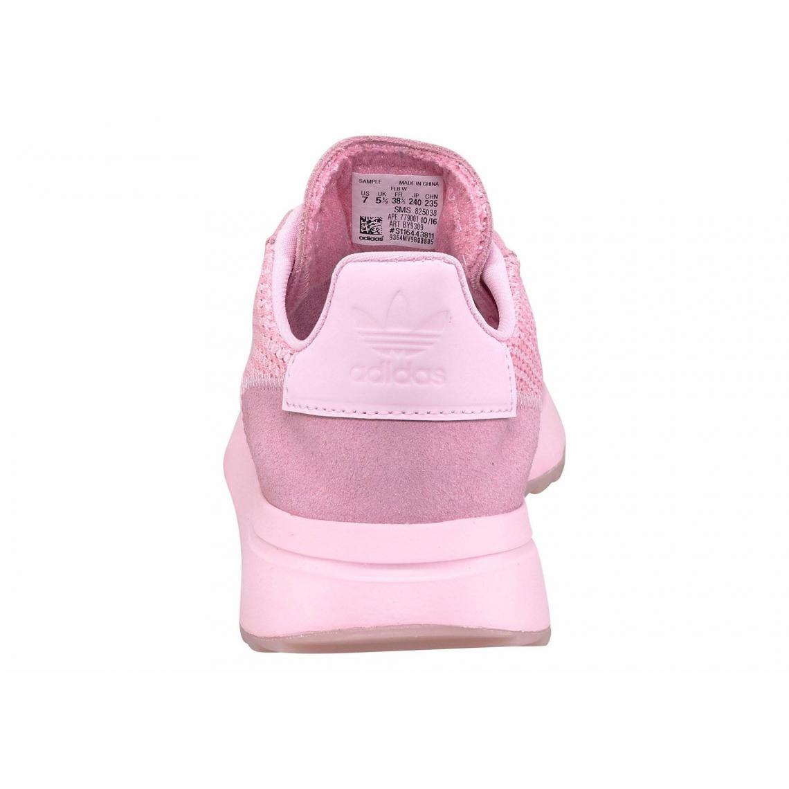 5741c889dd Sneaker Originals Flashback W femme adidas - Rose Vif Adidas Originals