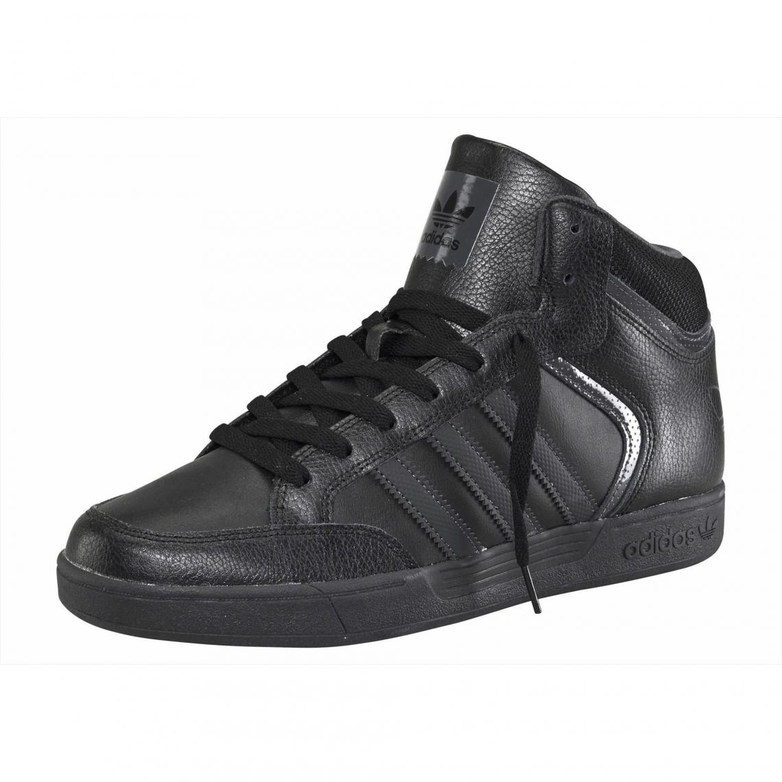 Mid Varial Noir Homme Montantes Originals Adidas Baskets 70OvXO