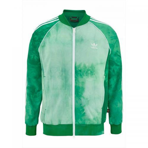 veste adidas vert femme