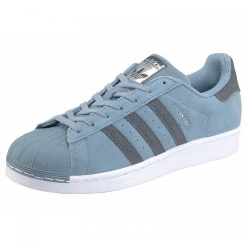 Adidas Originals - Tennis adidas Originals Superstar East River pour homme - Bleu - Baskets de sport