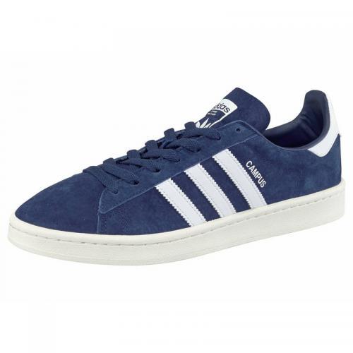 new concept c64f4 907fe Adidas Originals - Sneaker Campus homme adidas Originals - Marine - Blanc -  Baskets