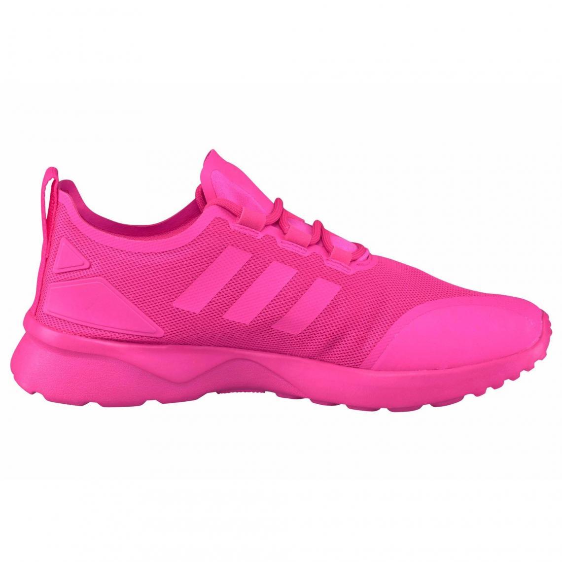 zx flux adidas rose