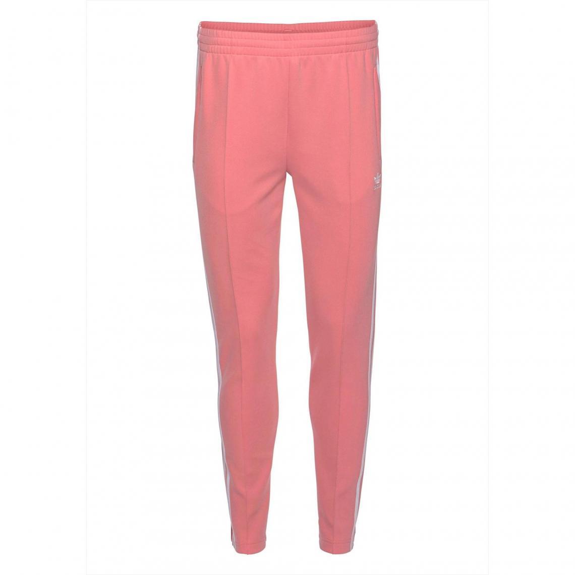 ddbb1187c8 Pantalon de sport SST TP femme adidas Originals® - Rouge Adidas Originals
