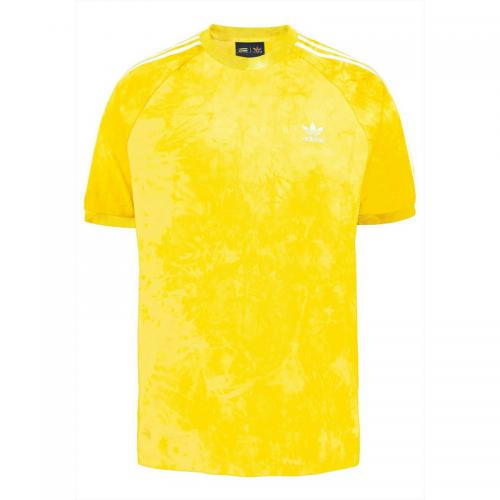 Adidas Originals - T-shirt Homme adidas Originals - Jaune - Vêtements homme
