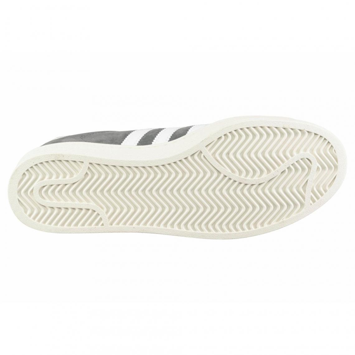 reputable site 26556 f03f7 Sneaker Campus homme adidas Originals - Gris - Blanc Adidas Originals
