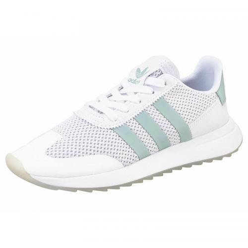 Adidas Originals - Sneaker Originals Flashback W femme adidas - Blanc - Menthe - Baskets