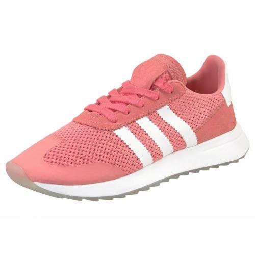 Adidas Originals - Sneaker Originals Flashback W femme adidas - pêche - Baskets