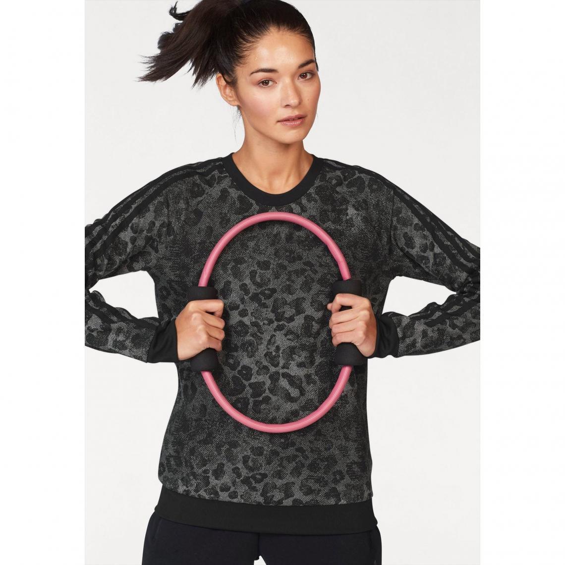 Noir Essential Sweat Performance® Femme 3suisses Adidas Qw8fih78a Aop 8Tdwz