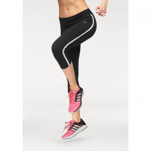 49229c9a31d56 Adidas Performance - Legging 3/4 femme Climacool® Response adidas  Performance - Noir - Rose