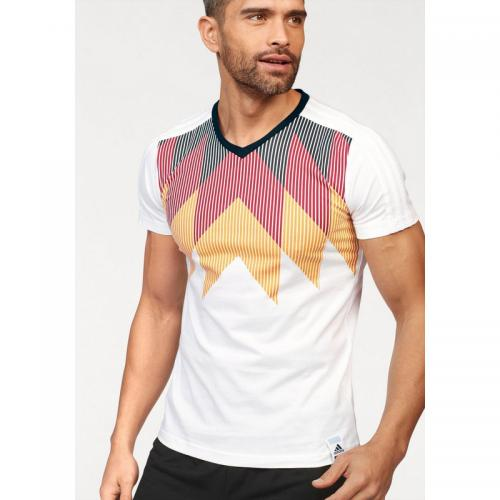 Adidas Performance - T-shirt homme adidas Performance - Blanc - T-shirt / Polo