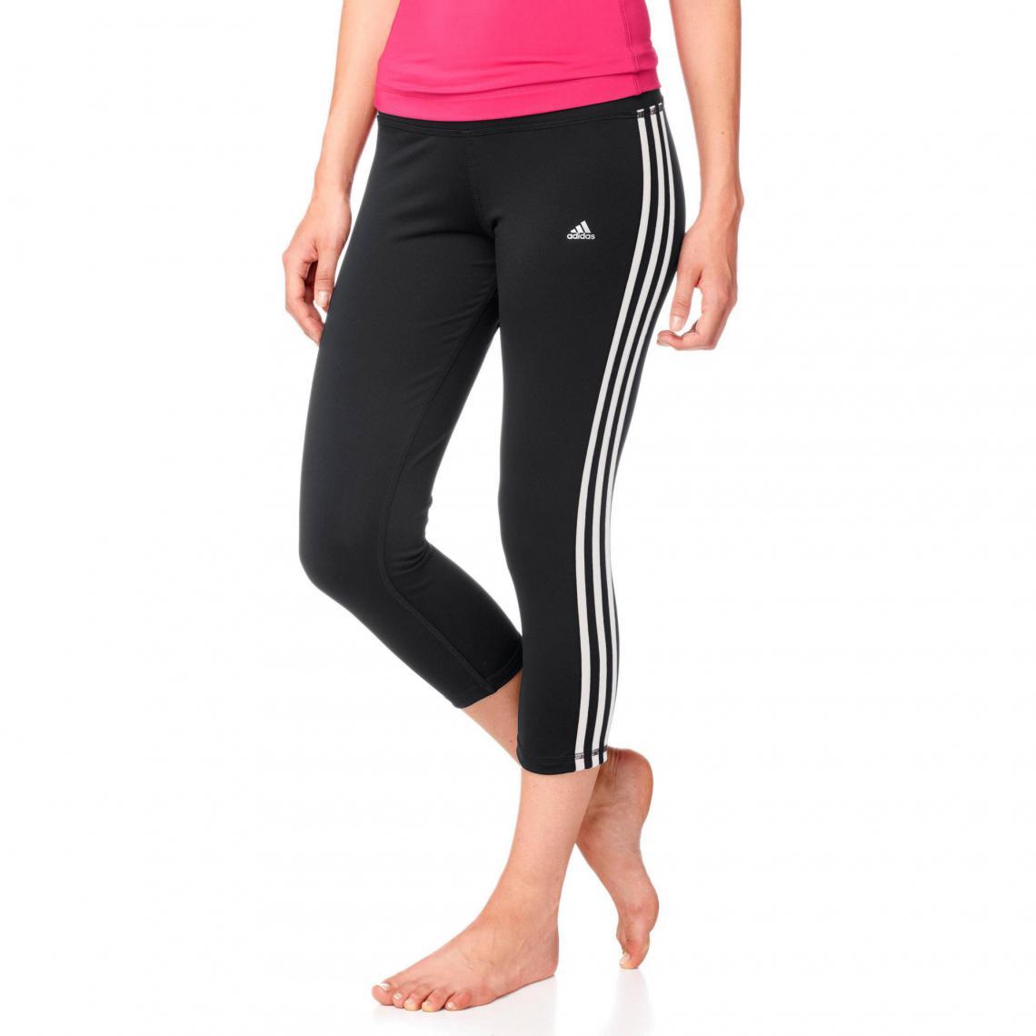 Pantalon legging 34 sport femme Climalite adidas - Noir Adidas Performance  Femme c9e495f8cf7